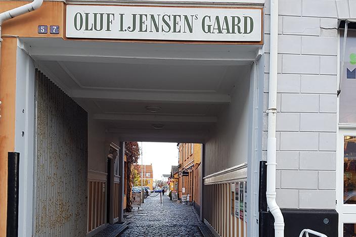 Oluf I. Jensens Gaard