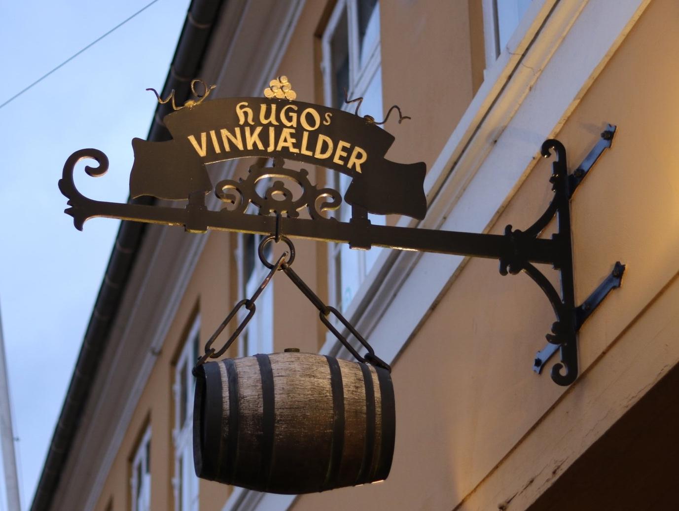 Hugos Vinkælder og Bodega